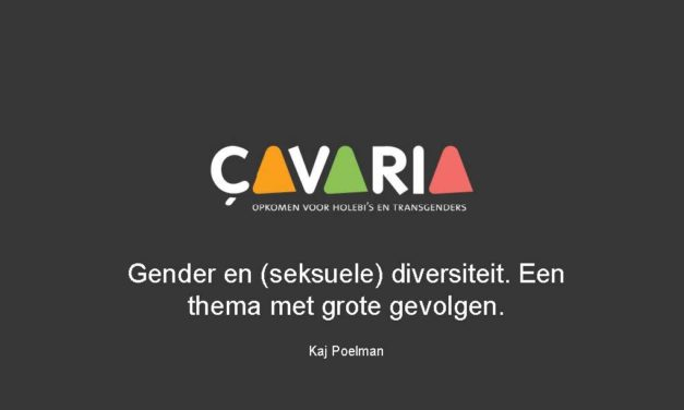 Workshop Gender Diversiteit